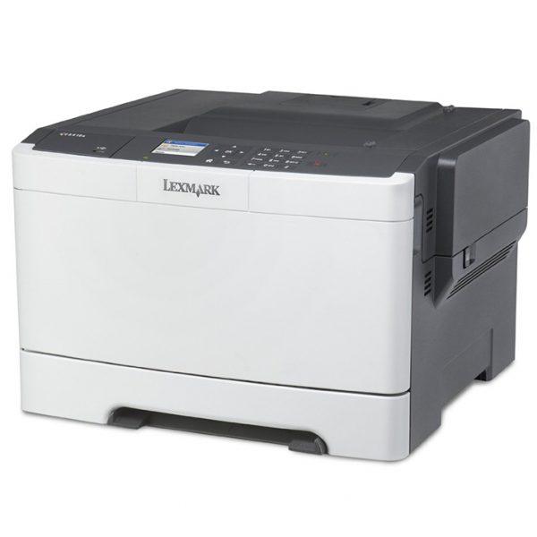 Lexmark CS410 Color Singlefunction Printer