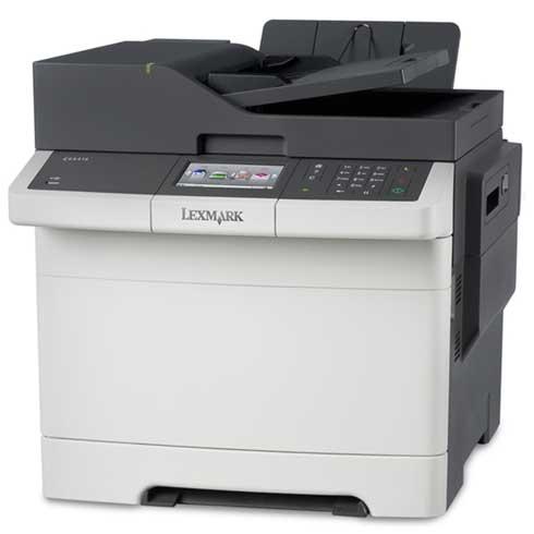 CX410 Lexmark Color Multifunction Printer