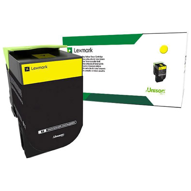 Lexmark Yellow Toner