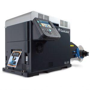 AstroNova QuickLabel QL-300 Toner Laser Label Printer