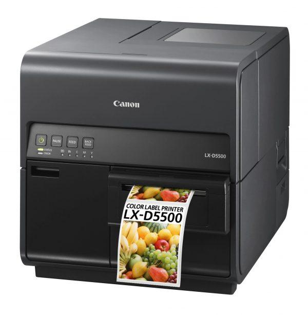 Canon LX-D5500