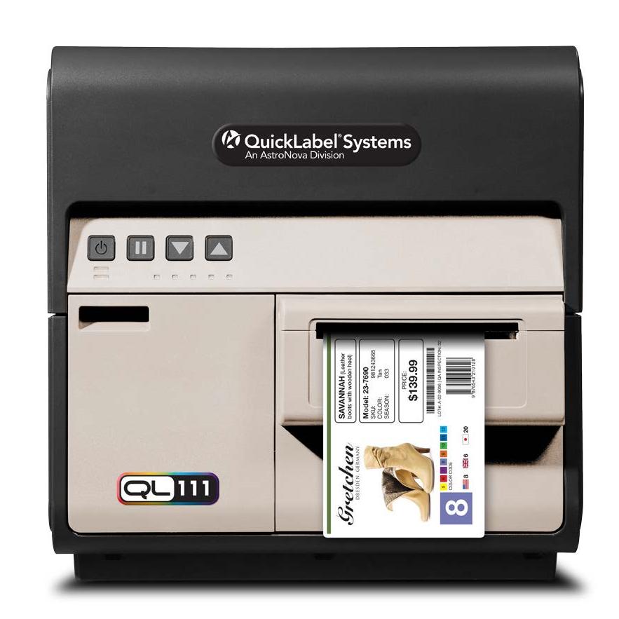 QL-111 Color Label Printer