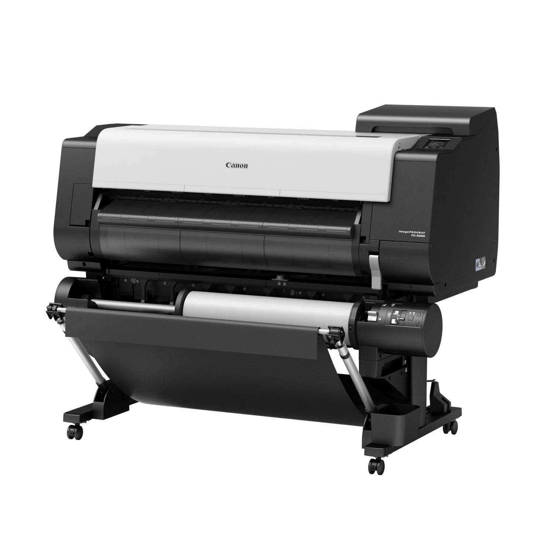 Canon Imageprograf Tx 3000 Large Format Singlefunction Plotter