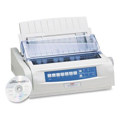 Okidata ml420 Dot Matrix Printer