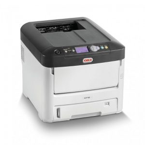 Okidata C712dn Printer