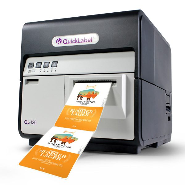 ql-120 quicklabel color label printer