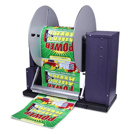 ql-800 label rewinder