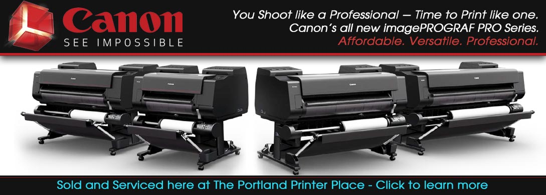 Printer Sales, Supplies, Service & Repair - Portland Printer