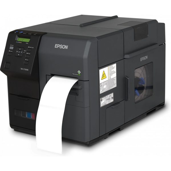 c7500g Epson ColorWorks Label Printer