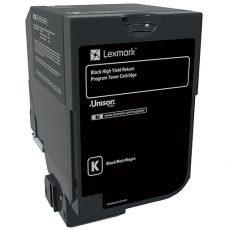 CS725 Lexmark Black Toner