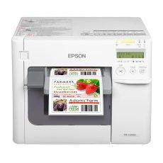 Epson C3500 Color Label